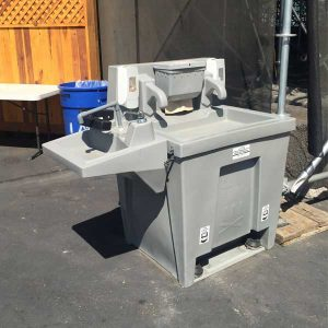 ADA Hand Wash Station San Francisco Bay Area | Sacramento Valley