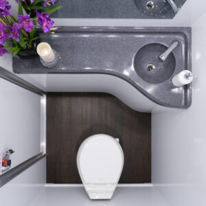 Cleansite Luxury Portable Restroom Rental overview San Francisco Bay Area   Sacramento Valley