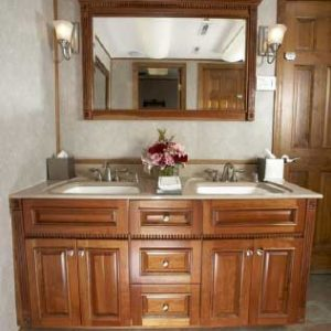 Luxury Portable Restroom Rental