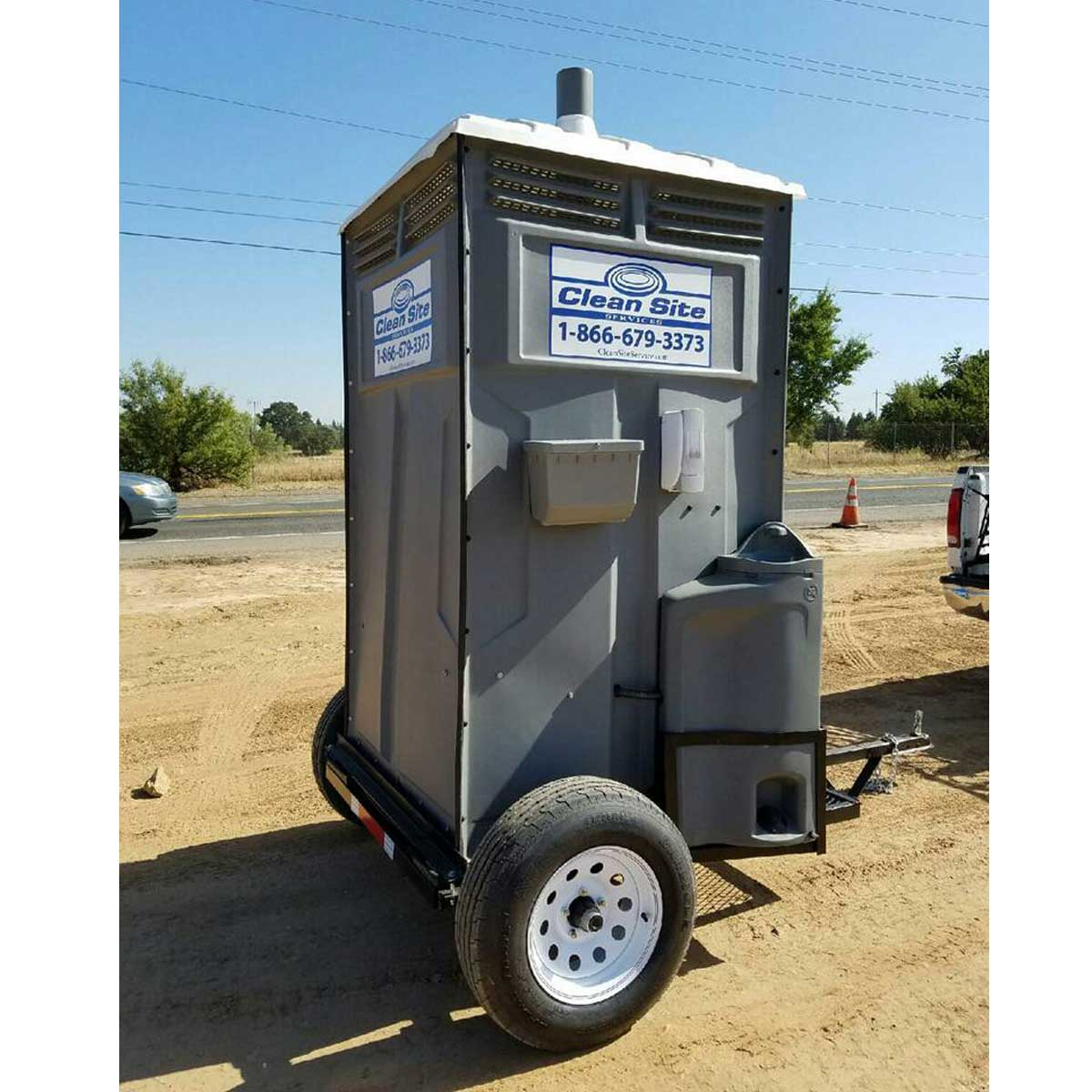 Trailer Mounted Restroom - Clean Site Services - Your ...